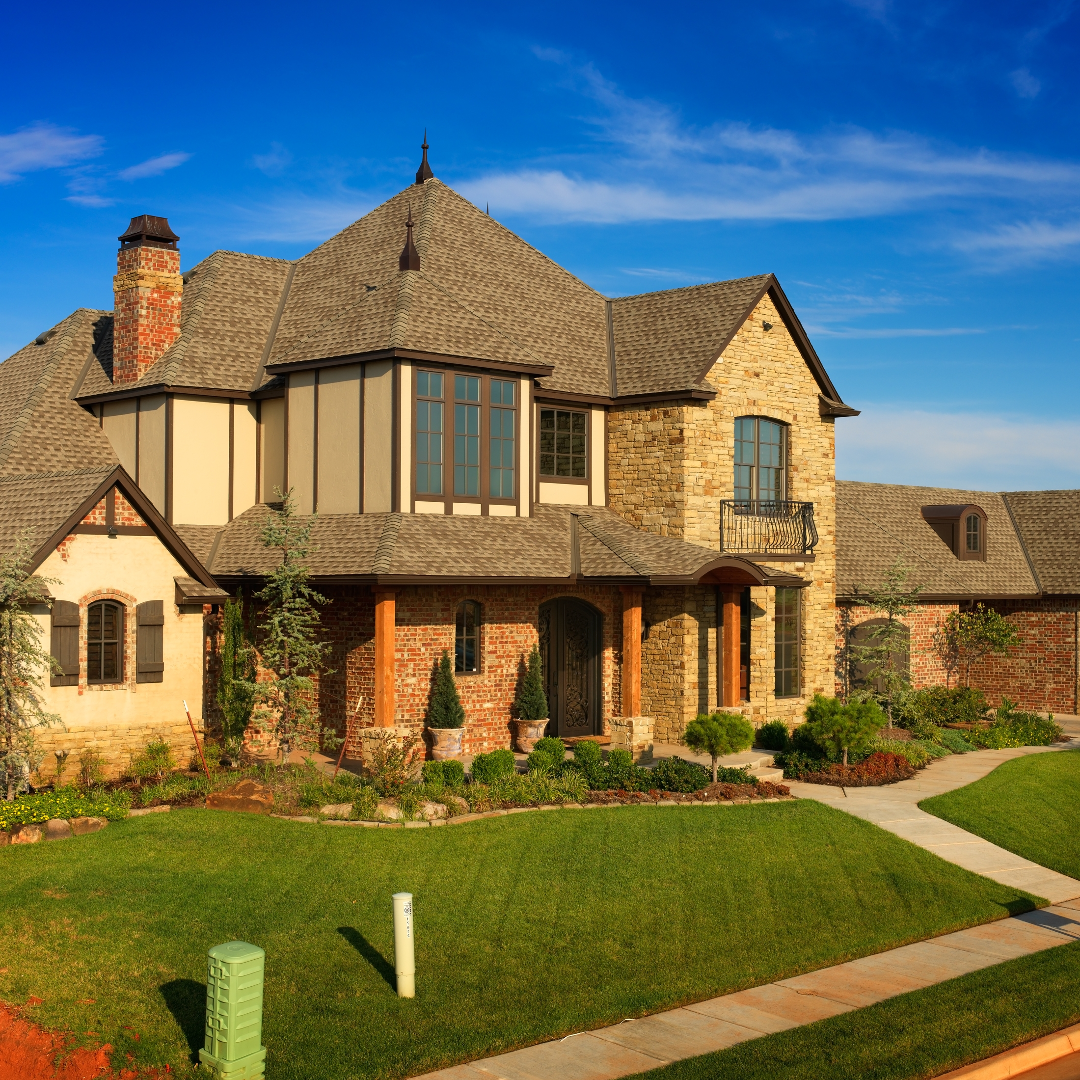 Gaf timberline hd shingles senez roofing llc for Wood house images
