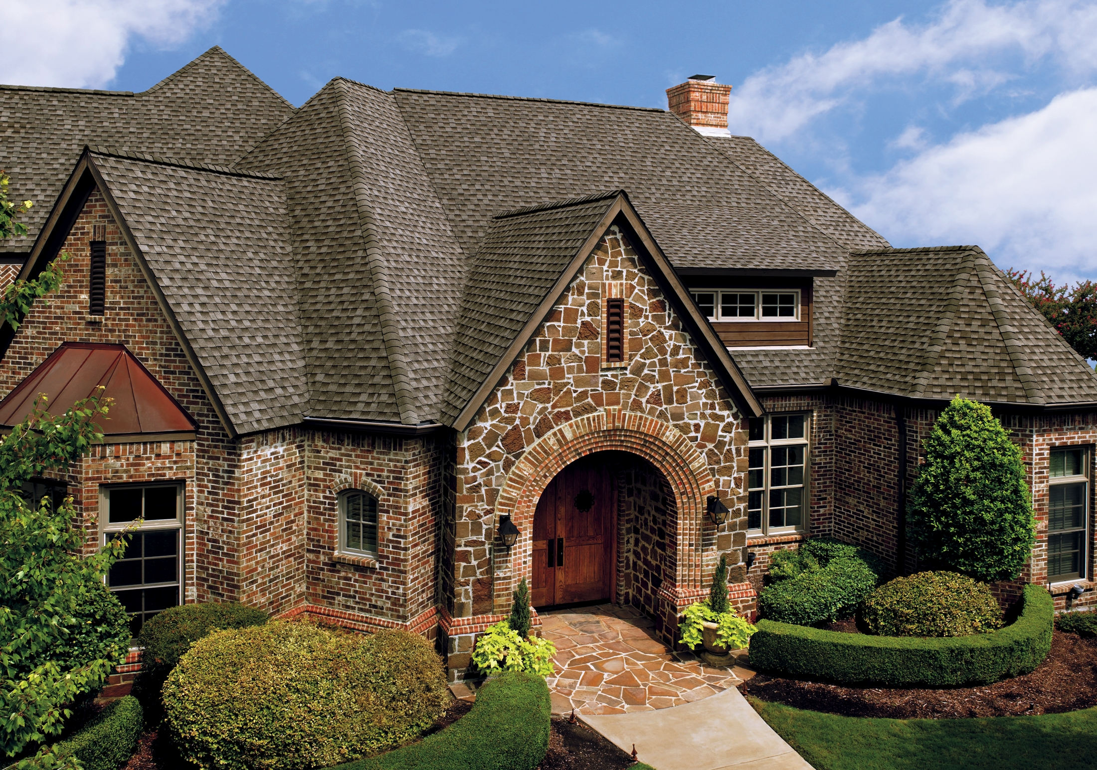 Gaf timberline hd shingles ed senez roofing specialist llc for Best roof color