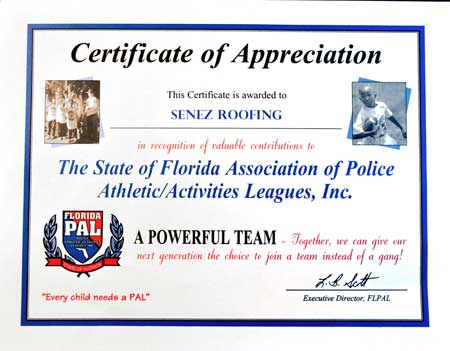 Florida Police Athletic/Activities League