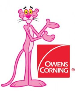 We offer Owens-Corning Quality Blown-in insulation.